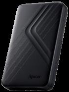 """Жорсткий диск Apacer AC236 5 TB 5400 rpm 8 MB AP5TBAC236B-1 2.5"""" USB 3.1 External Black - зображення 3"""