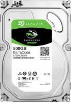 Жорсткий диск Seagate BarraCuda 3.5 SATA III 500GB 7200rpm 32MB заводське відновлення (ST500DM009-FR) - Refurbished - зображення 1