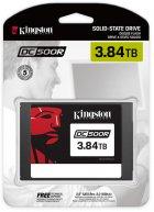 """Kingston DC500R 3.84TB 2.5 """"SATAIII 3D TLC (SEDC500R/3840G) - зображення 3"""