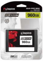 "Kingston DC500M 960GB 2.5 ""SATAIII 3D TLC (SEDC500M/960G) - зображення 3"