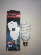 Энергосберегающая лампа Титан 20W E27 - зображення 6