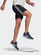 Шорты Adidas M 3S Ft Sho GK9598 M Legink/White (4064044992338) - изображение 3