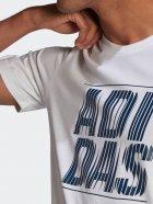 Футболка Adidas M Extmo Adi T GL2971 L White (4064044244239) - изображение 4