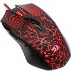 Комплект Redragon S107 USB Black-Red (78225) - зображення 3