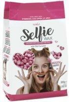 Плівковий віск для депіляції обличчя ItalWax Selfie в гранулах 500 г (8032835172098) - зображення 1