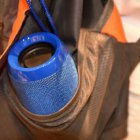 Портативная bluetooth колонка влагостойкая TG-117 Синий (45775) - изображение 2