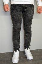 Мужские джинсы hype drive темно-серый размер 33 J-021 - изображение 2