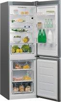Двухкамерный холодильник WHIRLPOOL W5 811E OX - изображение 3