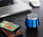 Портативная bluetooth MP3 колонка Rokono B10 Blue - изображение 3