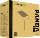 Корпус GameMax Panda Eco Black - изображение 16