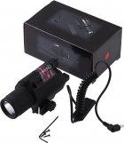 Лазерний цілевказівник з ліхтарем Bassell (JGSD-R) - зображення 3