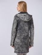 Джинсовая куртка Mila Nova Q-14 44 Черная (2000000011646) - изображение 2