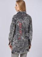 Джинсовая куртка Mila Nova Q-31 44 Черная (2000000012667) - изображение 3