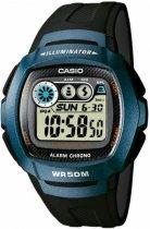 Чоловічий годинник Casio W-210-1BVEF - зображення 1