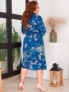 Платье ALDEM 2050 56 Электрик (2000000481364_ELF) - изображение 2