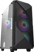 Корпус GameMax Revolt Black - зображення 2