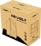 Корпус GameMax Revolt Black - зображення 12