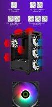 Корпус GameMax Revolt Black - зображення 19