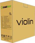 Корпус GameMax Violin Black - зображення 10