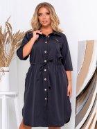 Платье New Fashion 152 54-56 Синее (2000000488981) - изображение 1