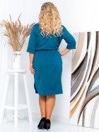 Платье New Fashion 152 50-52 Морская волна (2000000488943) - изображение 2