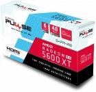 Sapphire PCI-Ex Radeon RX 5600 XT BE 6G Pulse OC 6GB GDDR6 (192bit) (1620/14000) (2 x HDMI, 2 x DisplayPort) (11296-05-20G) - зображення 6