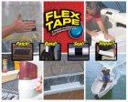Водонепроницаемая изоляционная лента Flex Tape 10 х 150 - изображение 3