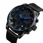 Часы Skmei 1309 Blue - изображение 2
