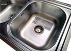 Кухонна мийка Galati Fifika 2C Satin (4015) - зображення 9