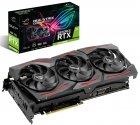 Asus PCI-Ex GeForce RTX 2070 Super ROG Strix 8GB GDDR6 (256bit) (1605/14000) (USB Type-C, 2 x HDMI, 2 x DisplayPort) (ROG-STRIX-RTX2070S-8G-GAMING) - зображення 5