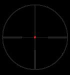 Приціл оптичний Steiner Nighthunter Xtreme 3-15x56 4A-I - зображення 4