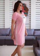 Платье G&M k-69575 50-52 Размер цвет пудра - изображение 1