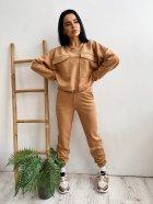 Спортивный костюм Larionoff Twix 42-44 Кэмел (Lari2000405705607) - изображение 1