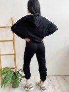 Спортивный костюм Larionoff MAJOR 42-44 Черный (Lari2000405705874) - изображение 2