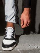 Спортивные штаны карго BEZET Black/Reflective' 21 1412 M Черные (ROZ6400031504) - изображение 6