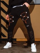 Спортивные штаны карго BEZET Miracle' 21 1435 XXL Черные (ROZ6400031513) - изображение 6