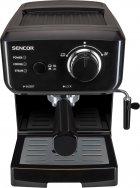 Кофеварка эспрессо SENCOR SES 1710BK - изображение 3