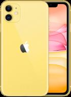 Мобильный телефон Apple iPhone 11 64GB Yellow Slim Box (MHDE3) Официальная гарантия - изображение 2