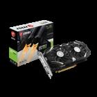 Відеокарта Msi Pci-Ex Geforce Gtx 1060 Oc 3Gb Gddr5 (192Bit) (1544/8008) (Dvi, Hdmi, Displayport) (Gtx 1060 3Gt Oc) - зображення 1
