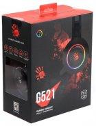 Гарнитура A4Tech Bloody G521 Black - изображение 4