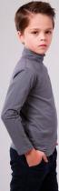 Гольф Vidoli В-15319W2 128 см Темно-серый - изображение 2