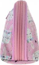 Косметичка Yes Weekend Rabbits 1 отделение Белый с розовым (532650) - изображение 3