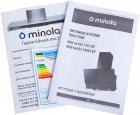 Витяжка MINOLA HDN 63102 BL 750 LED - зображення 8