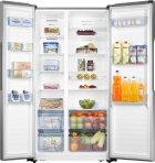 Side-by-side холодильник GORENJE NRS 9181 MX - зображення 4