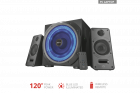Trust GXT 688 Torro Illuminated 2.1 Speaker Set(23043) - зображення 2