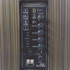 Активна акустична система LAV Q-801 Потужність 150 Вт Bluetooth Радіо мікрофон і пульт ДУ в комплекті переносна з висувною ручкою - зображення 5
