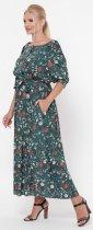 Платье VLAVI Снежанна 1239274 52 Зеленое - изображение 2