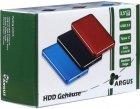 """Зовнішня кишеня Argus для HDD/SSD 2.5"""" SATA III - USB Type-C Black (GD-25609-BK) - зображення 4"""