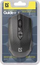 Миша Defender Guide MB-751 USB Black (52751) - зображення 5