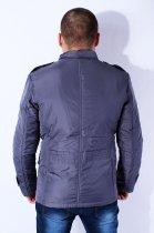 Куртка Alex Lordi 0711 L Светло-серый (100711) - изображение 3